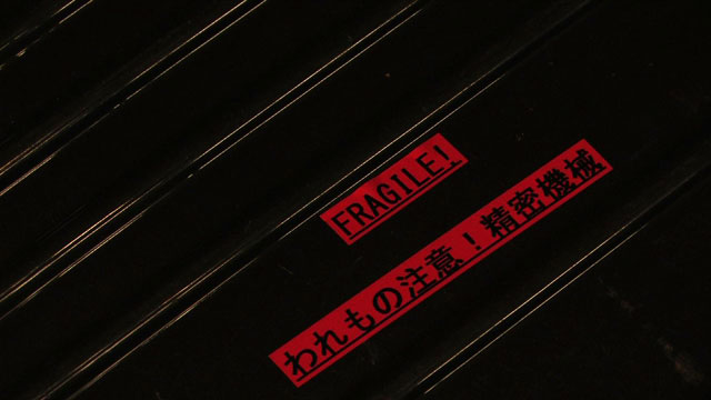 La proie pour l'ombre - Image Festival d'Automne 2012