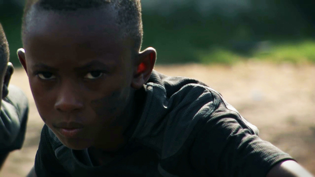 La proie pour l'ombre - Image Treichville Biafra Olympique - Le haka