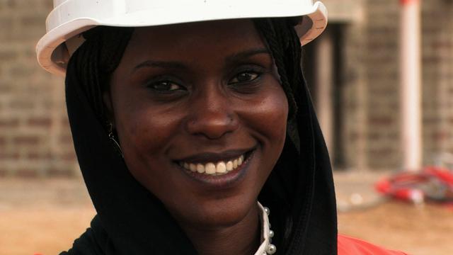 La proie pour l'ombre - Image Sogea-Satom - Chantier des 60 villas au Tchad
